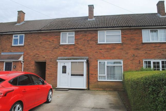 Thumbnail Terraced house for sale in Philip Way, Higham Ferrers, Rushden