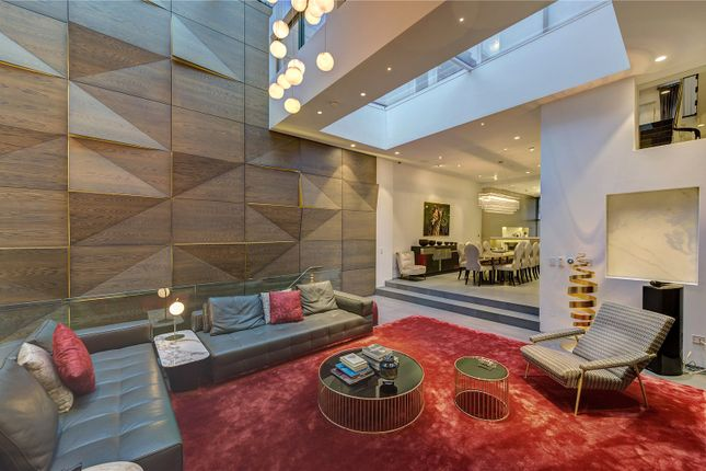 Thumbnail Terraced house for sale in Nottingham Place, Marylebone, London