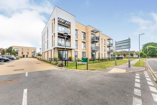 Thumbnail Flat for sale in Allwoods Place, Hitchin, Herts, England