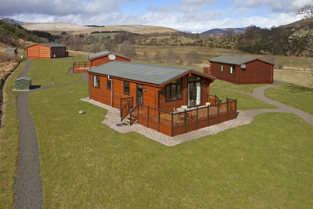 Thumbnail 3 bed detached bungalow for sale in Glenisla, Blairgowrie