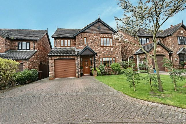 Thumbnail Detached house for sale in Hedgerow Close, Barrow-Upon-Humber