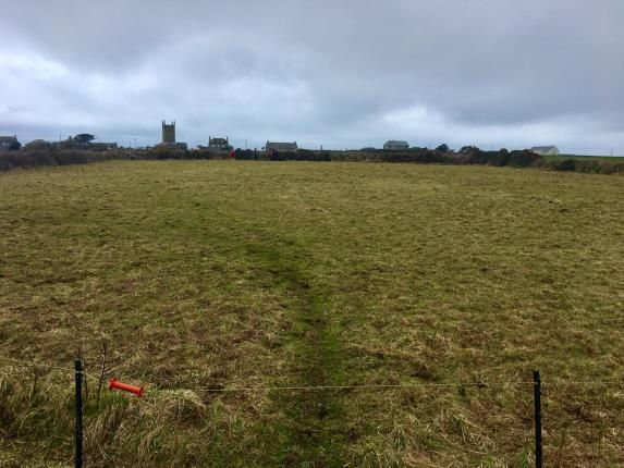Land for sale in Penzance, Cornwall