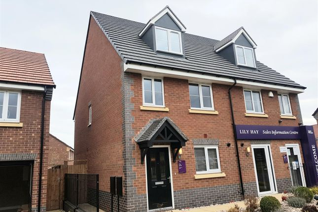 3 bed property to rent in Holland Drive, Off Preston Street, Shrewsbury SY2