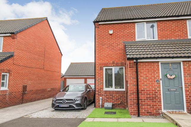 Thumbnail Detached house for sale in Fawn Road, Sunderland, Tyne And Wear