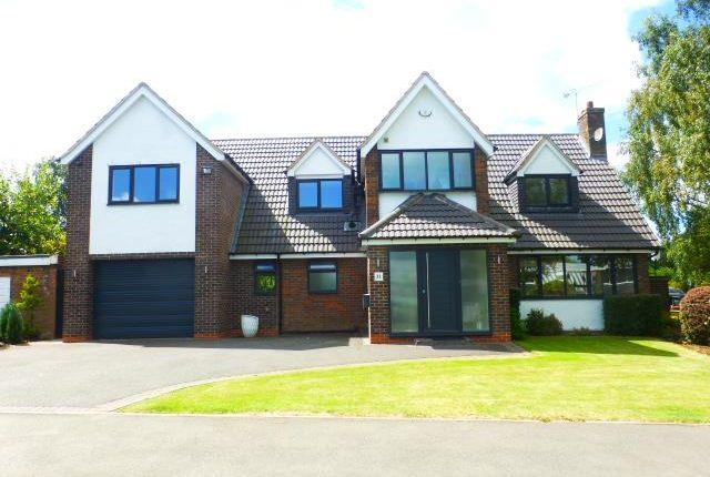 Thumbnail Detached house for sale in Leigham Drive, Harborne, Birmingham, West Midlands