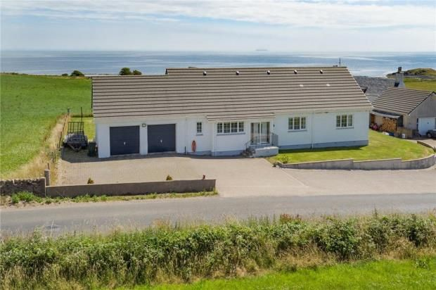 Thumbnail Detached bungalow for sale in East Road, Campbeltown, Argyll And Bute