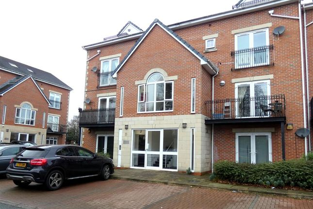Thumbnail Flat for sale in Birkdale Court, Huyton, Liverpool