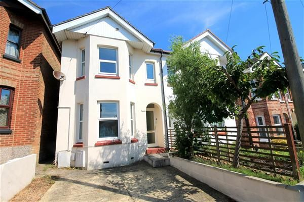 Thumbnail Semi-detached house to rent in Gwynne Road, All Bills Included-, Poole