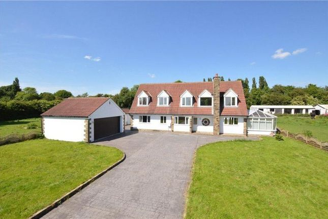 Thumbnail Detached house to rent in Barrowby Lane, Garforth