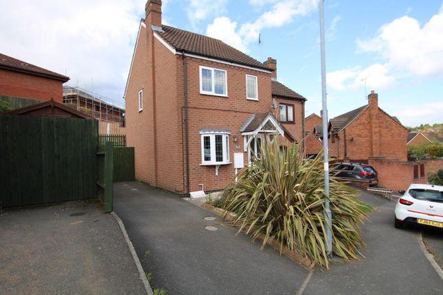 2 bed semi-detached house to rent in Best Avenue, Burton-On-Trent DE15