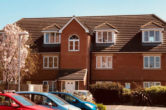 Thumbnail Flat for sale in Tallow Close, Dagenham