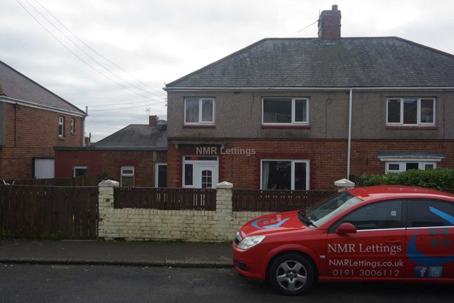 Thumbnail Semi-detached house to rent in Rydal Road, Ferryhill