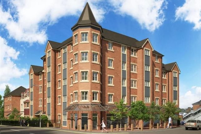 Thumbnail Flat for sale in Hope Road, Sale