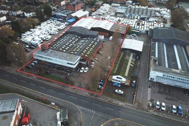 Thumbnail Light industrial for sale in Belton Road West, Belton Road West, Loughborough