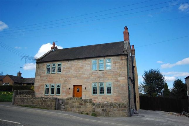 Thumbnail Property for sale in The Green, Wessington, Alfreton