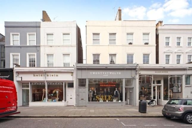 Studio to rent in Westbourne Grove, Notting Hill
