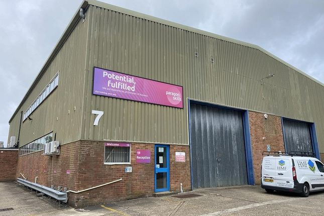 Thumbnail Warehouse to let in Unit 7 Blackbrook Business Park, Blackbrook Road, Fareham, South East