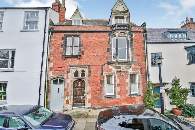 Thumbnail Terraced house for sale in South Street, Durham