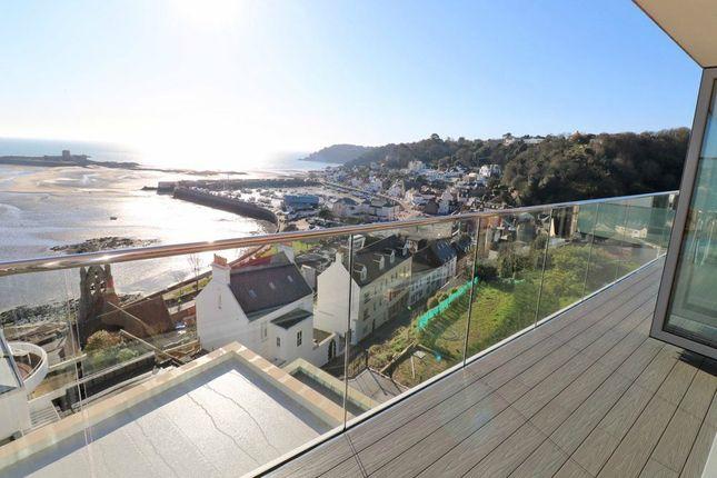 Thumbnail Semi-detached house for sale in Martel View, Le Mont De La Rocque, St Brelade