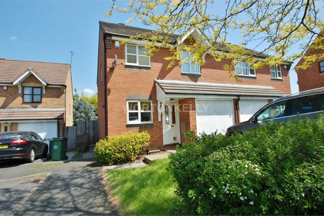 Thumbnail Semi-detached house to rent in Navigation Lane, West Bromwich
