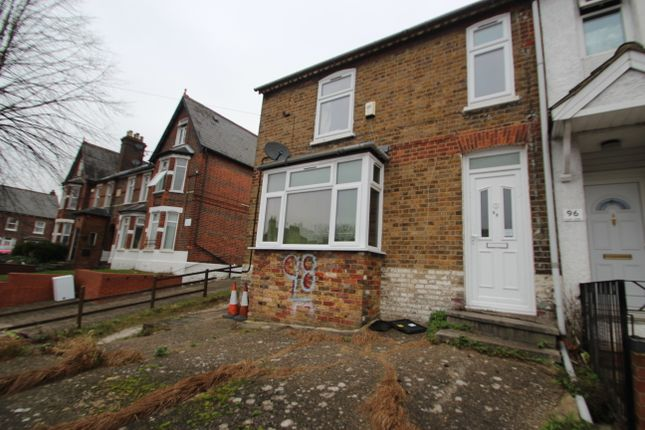Thumbnail Semi-detached house to rent in West Wycombe Road, High Wycombe