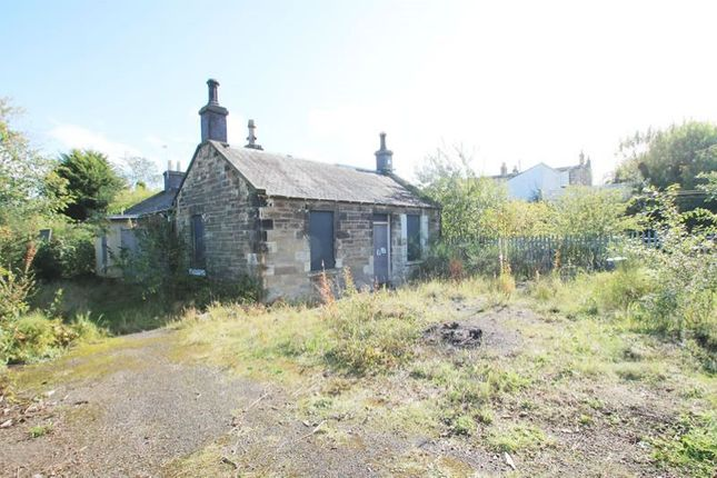 Thumbnail Detached bungalow for sale in Station House Joppa Terrace, Joppa Edinburgh EH152Hy