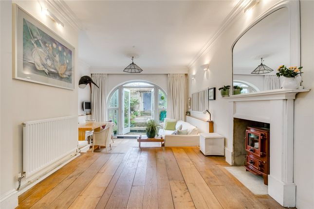 Thumbnail End terrace house for sale in Rothschild Road, London