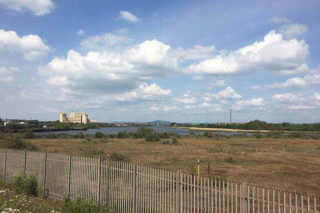 Thumbnail Land to let in Site 3, Land At Margam Wharf, Port Talbot