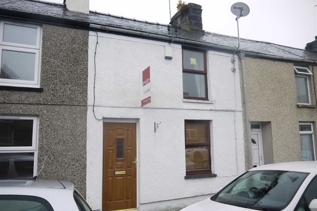 Thumbnail Terraced house for sale in Chapel Street, Porthmadog