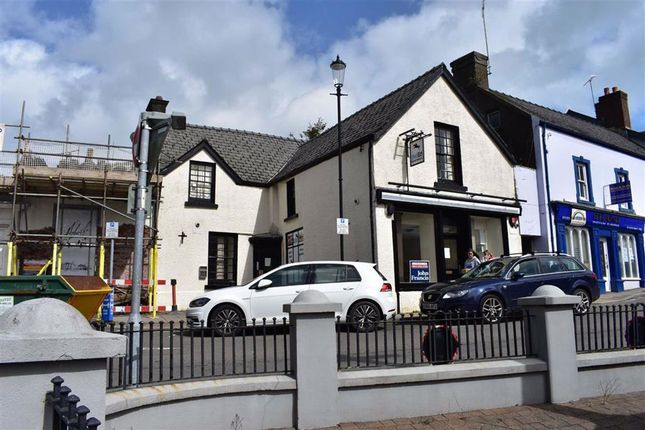 Thumbnail Retail premises for sale in Market Square, Narberth, Pembrokeshire