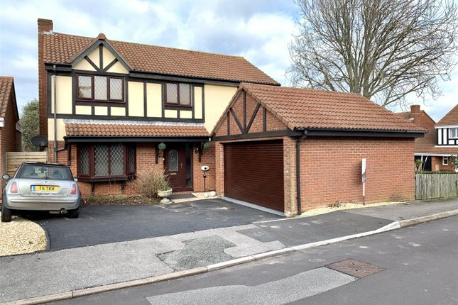 Thumbnail Detached house for sale in Modern Family Home, Double Garage, Wyke