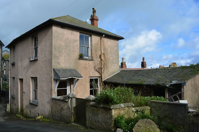 Thumbnail End terrace house for sale in Brook Street, Mousehole, Penzance