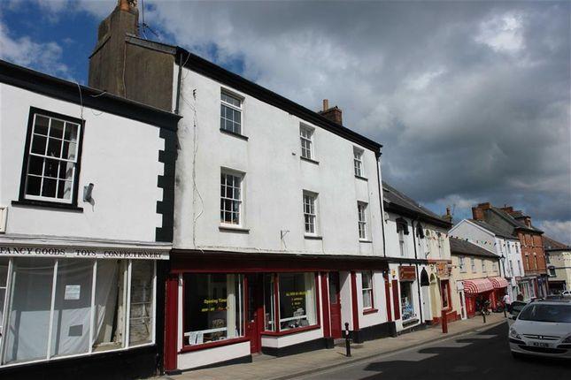 Thumbnail Flat to rent in South Street, Torrington, Devon