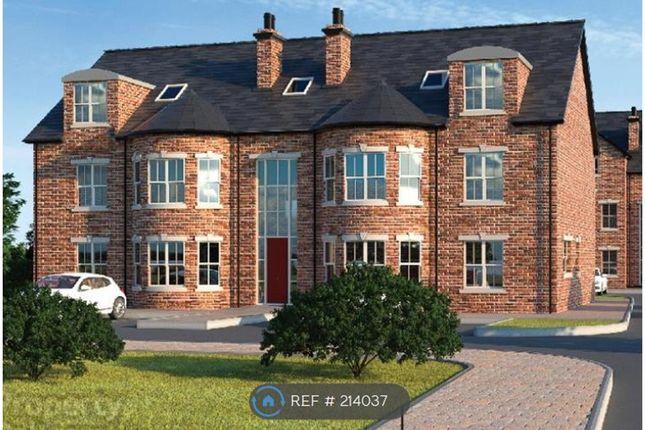 Thumbnail Flat to rent in Hawthorn Hall, Antrim