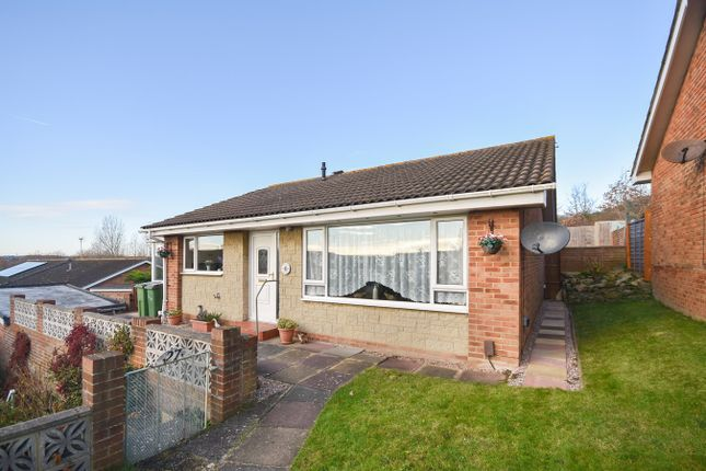Thumbnail Detached bungalow for sale in Birkdale Drive, Folkestone