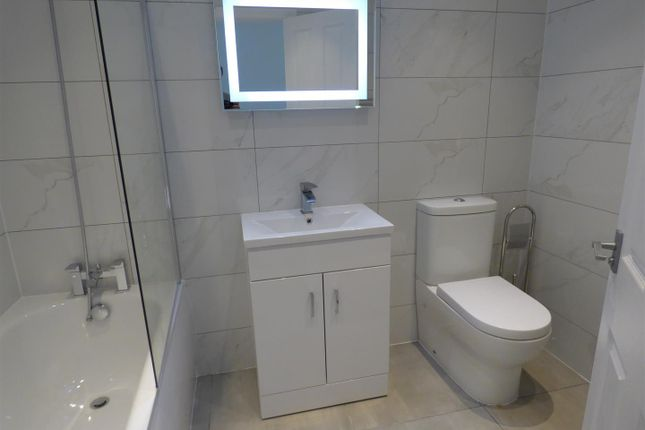 Bathroom of Byron Road, London NW7