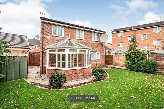 Thumbnail Detached house to rent in Roving Bridge Rise, Swinton, Manchester