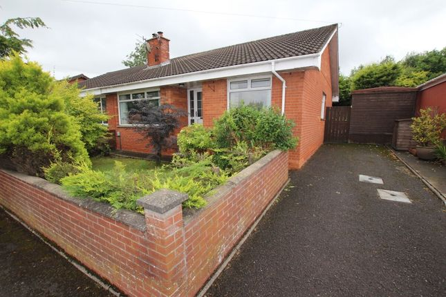 Thumbnail Bungalow for sale in Hightown Gardens, Newtownabbey