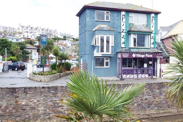 Thumbnail Maisonette for sale in St. Georges Hill, Perranporth