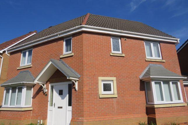 Thumbnail Property to rent in Wrenbury Drive, Bilston