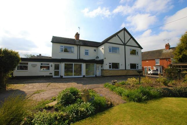 Thumbnail Detached house for sale in Bank Close, Uttoxeter