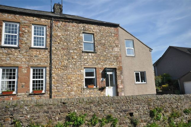 Thumbnail End terrace house for sale in 4 Bayside, Brough, Kirkby Stephen, Cumbria