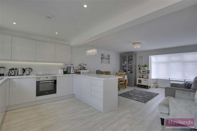 Thumbnail Semi-detached house for sale in Worlds End Lane, Enfield, Middlesex
