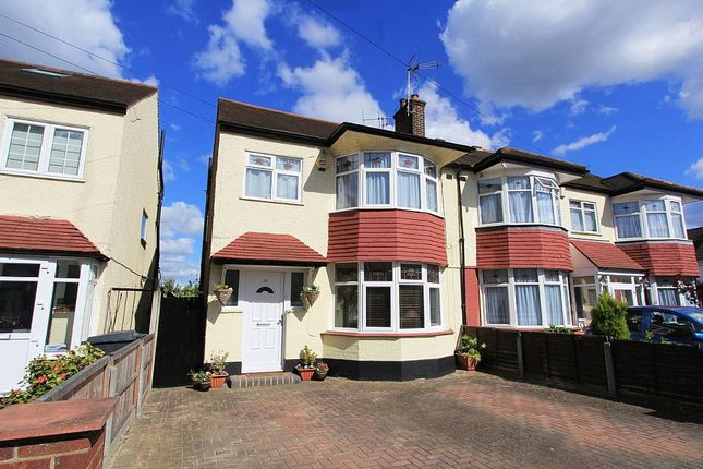 Thumbnail Semi-detached house for sale in Brodie Road, Chingford, London