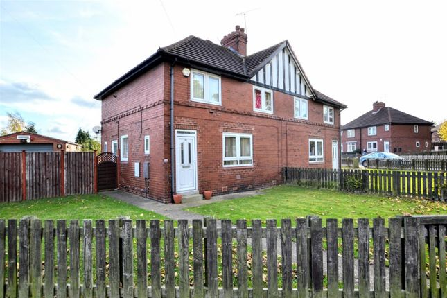 Thumbnail Semi-detached house for sale in Overdale Avenue, Worsbrough, Barnsley