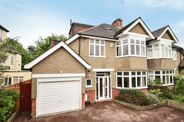 Thumbnail Semi-detached house for sale in Claremont Park, London