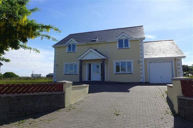 Thumbnail Detached house for sale in Moriah, Capel Seion, Ceredigion