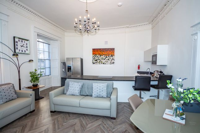 Thumbnail Flat to rent in Kensington, 1 The Crescent, Plymouth