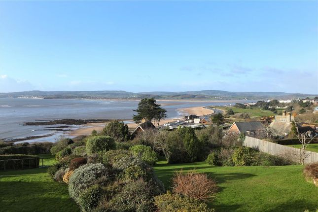 Thumbnail Semi-detached house for sale in Foxholes Hill, Exmouth, Devon