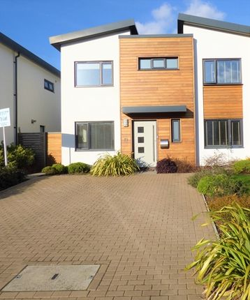Thumbnail Semi-detached house to rent in Holland Park, Exeter